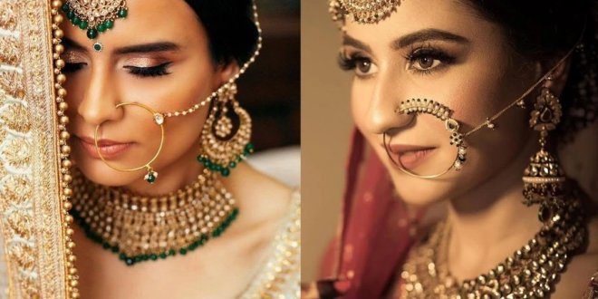 nath for indian bride
